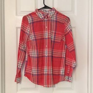 Old navy button top